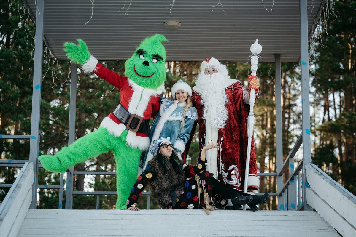 Квест-приключение в Деревне Деда Мороза